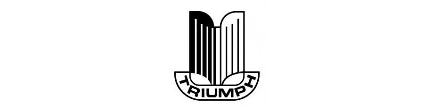 Ceinture de sécurité avant et arrière pour Triumph