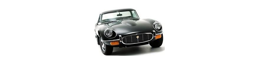 Jaguar Type E, XK