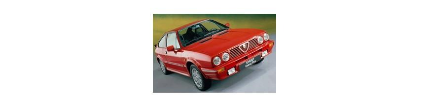 Ceinture de sécurité  avant et arrière pour Alfa Romeo Alfasud ap80, 33, 75, 90, Alfetta