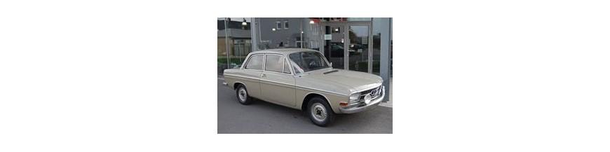 Ceinture de sécurité avant et arrière pour Audi 60 - 75 - 80, 4 portes jusqu'en 1972