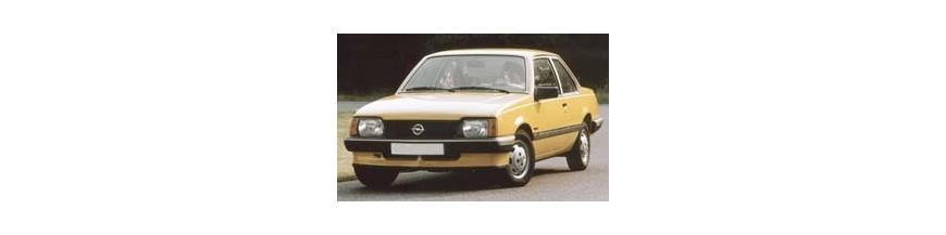 Ceinture de sécurité avant et arrière pour Opel Ascona B, C (4-5 portes)