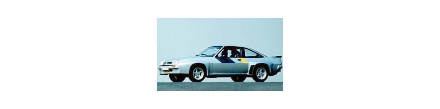 Ceinture de sécurité avant et arrière pour Opel 10.Manta B, jusqu'en 81
