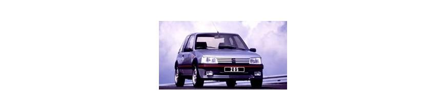 Ceinture de sécurité avant et arrière pour Peugeot 205-405-505-106-306