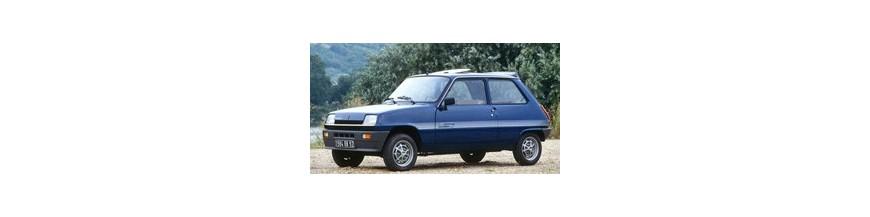 Ceinture de sécurité avant et arrière pour Renault R5 depuis 1980