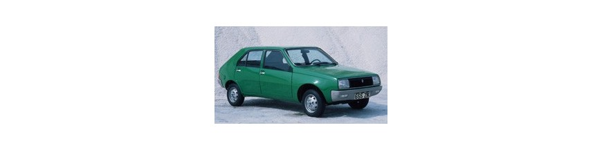 Renault Super 5, R11, R14, R25