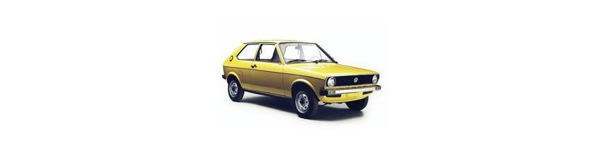 Ceinture de sécurité avant et arrière pour Volkswagen Polo, avant 1980
