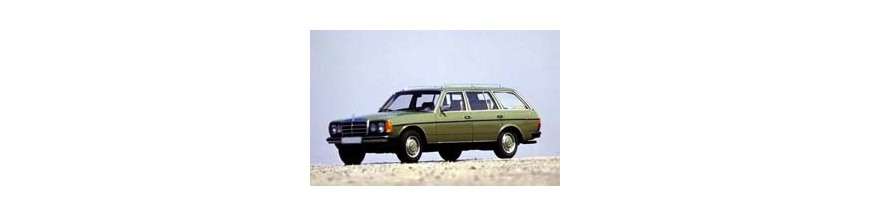 Mercedes W123, Limousine, Break